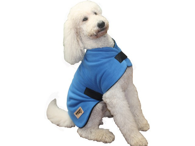 Plain Fleecy Dog Coats