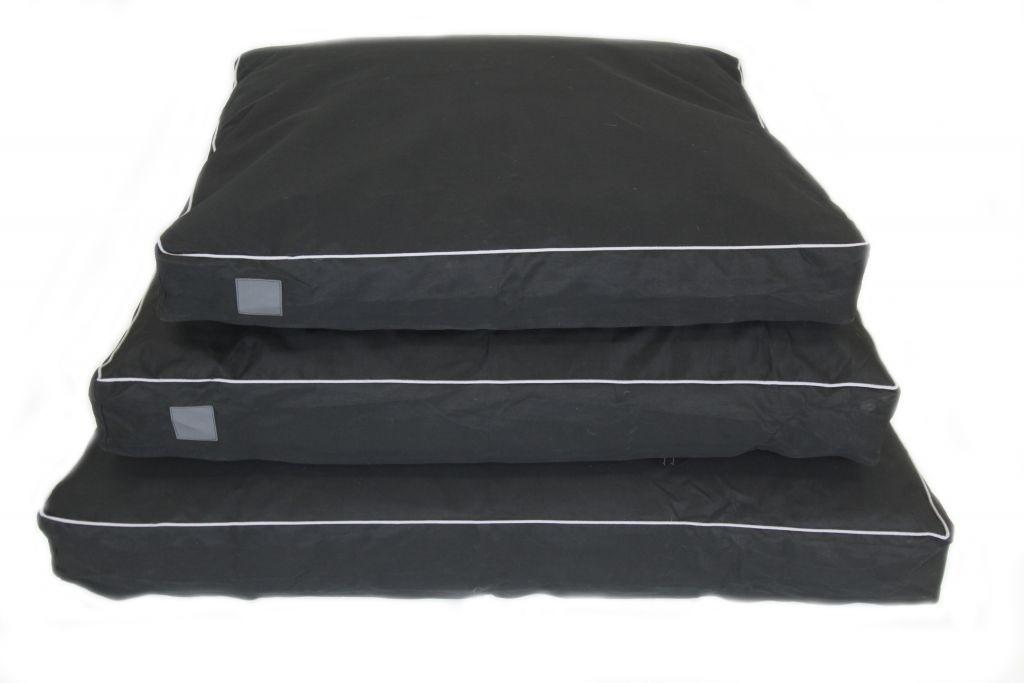 Enduro Pet Cushion Black