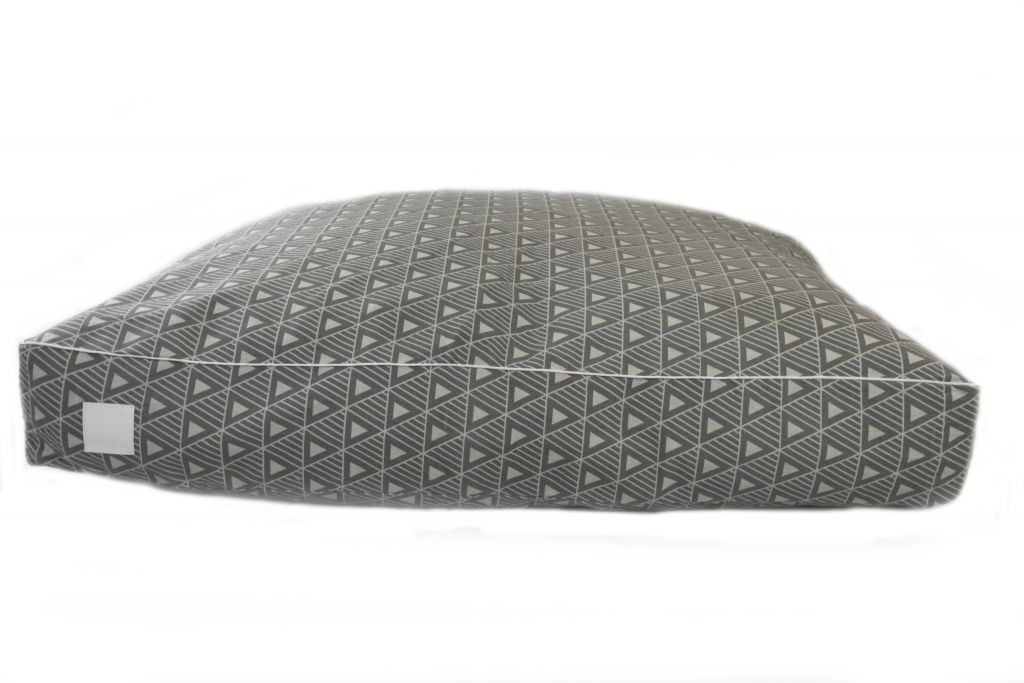 Floor Cushion Frost Grey