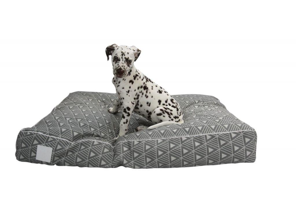 Floor Cushion Frost Grey