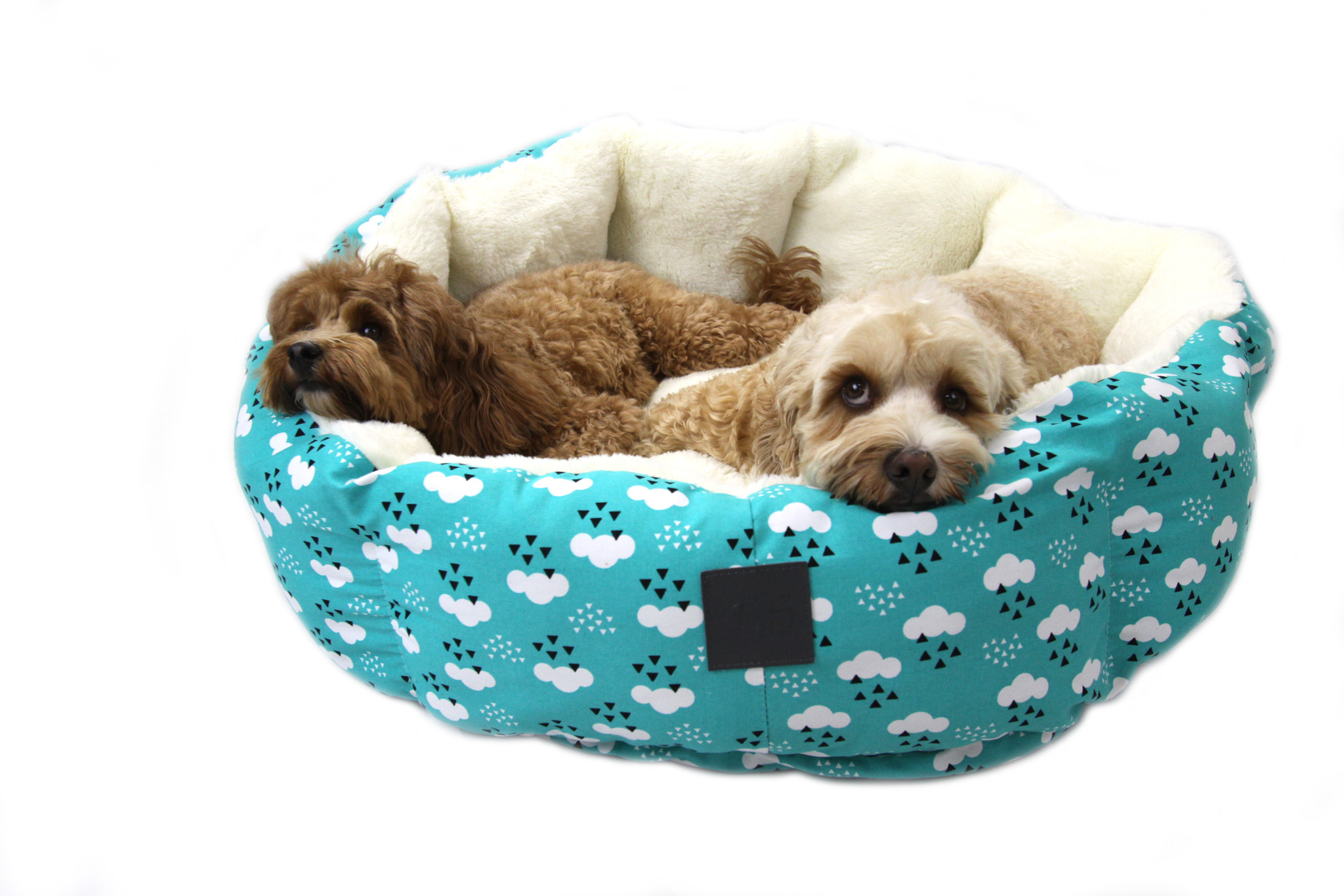 Quirky Cloud Pet Bed