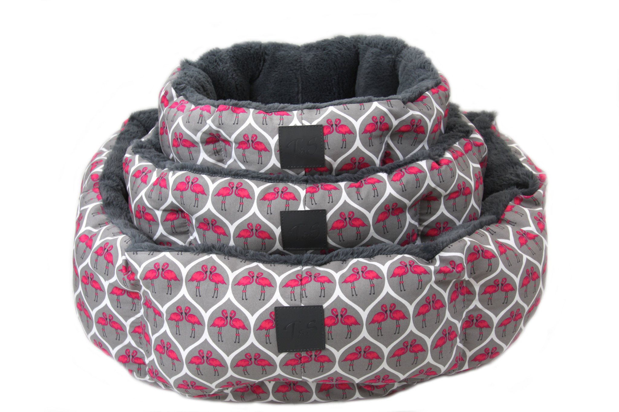Quirky Flamingo Pet Bed